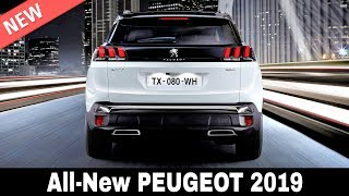 9 New Peugeot Cars Ready to Compete in Both Luxury and Affordable Segments in 2019