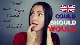 Should, Would & Could: LEARN ENGLISH