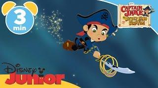 Captain Jake and the Never Land Pirates | Magical Mayhem! | Disney Junior UK