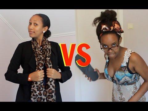 White Parents VS Black Parents!