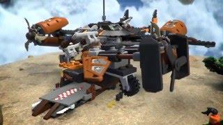 Misfortune's Keep - LEGO Ninjago - 70605 - Product Animation