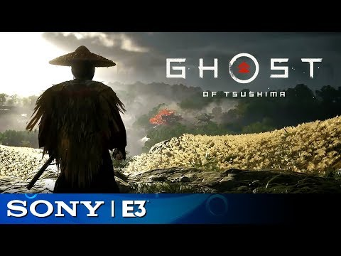 Xxx Mp4 Ghost Of Tsushima Full Gameplay Reveal With Flute Sony E3 2018 3gp Sex