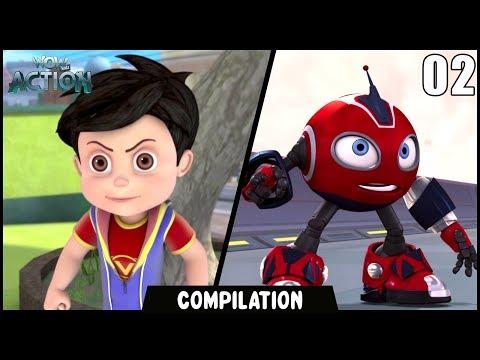Xxx Mp4 Vir The Robot Boy Rollbots Compilation 02 Action Show For Kids WowKidz Action 3gp Sex