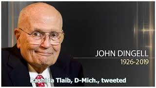 John Dingell remembered as