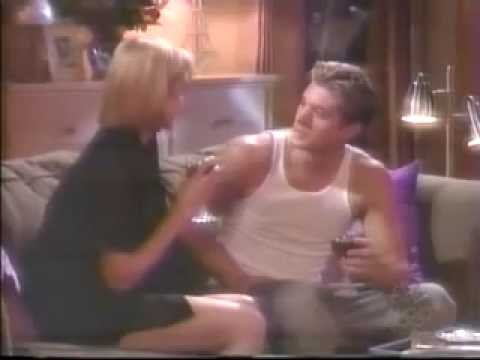 Jensen Ackles hot scene from Days of our lives