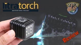 Litra Torch - The small, yet powerful, video light for action cameras / GoPro! : REVIEW