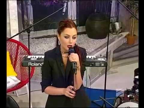 Nina Sublatti Locked Box Live Performance სხვა შუადღე