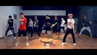 SEVENTEEN (세븐틴) -  만세 (MANSAE) Dance Practice Ver. (Mirrored)