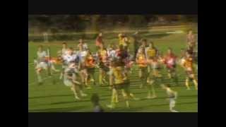 GTV | ANU Interhall Rugby League Final 2013 - Johns XXIII Vs Burgmann