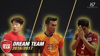 SepakTakraw Team Of The Season 2016/2017 | HD