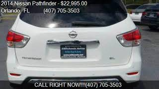 2014 Nissan Pathfinder 2WD 4dr SL for sale in Orlando, FL 32
