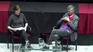 Impossible Foods CEO Pat Brown speaks to Harvard students