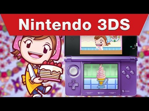 Nintendo 3DS Cooking Mama 5
