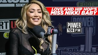 Miss Nikki Baby Talks Sex Life, Opinion On Threesome's, And More!