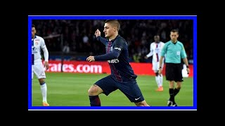 Breaking News | Transfer Talk: Manchester United eye Marco Verratti to play with Fred in new-look m