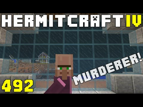 Hermitcraft IV 492 Killed By A Villager