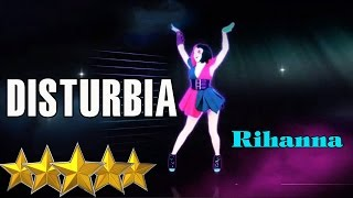 🌟 Disturbia -  Rihanna | Just Dance 4 | Best Dance Music 🌟