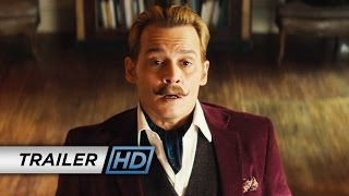 Mortdecai (2015 Movie - Johnny Depp) – Official Final Trailer