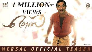 Mersal Teaser Mr. Bean (Rowan Atkinson) Version
