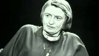 Ayn Rand Mike Wallace Interview (Part 1) 1959