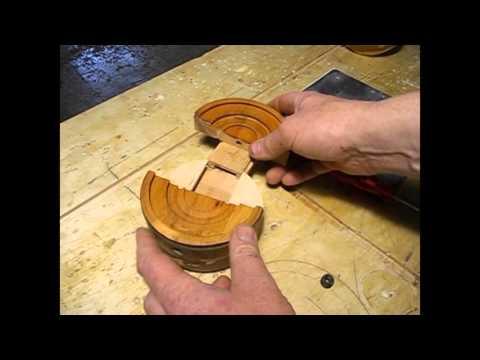 Тарелка из дерева своими руками без станка
