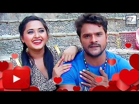 Khesari Lal Yadav CONFIRMS His Love Affair With Kajal Raghwani! | Lehren Bhojpuri