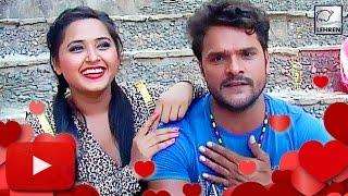 Khesari Lal Yadav CONFIRMS His Love Affair With Kajal Raghwani! | Lehren Bhojpuri