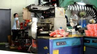 making  rubber coating  gloves