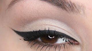 Kat Dennings from 2 Broke Girls eye makeup tutorial!