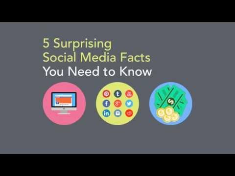 5 Surprising Social Media Facts You