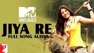 MTV Unplugged - Jiya Re   Neeti Mohan   Jab Tak Hai Jaan