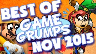BEST OF Game Grumps - Nov. 2015
