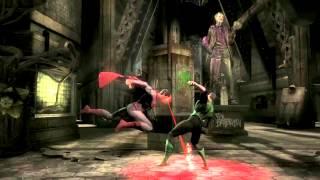 Injustice: Gods Among Us - Injustice Battle Arena - Superman vs. Green Lantern