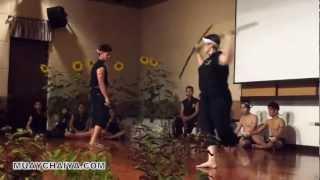 Krabi Krabong Thai Sword Fighting