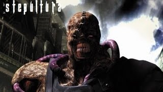 Resident Evil 3 [Game Movie]