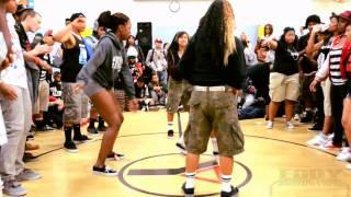 Bay vs LA (Lady Allstars) | EDDY PRODUCTiON$™