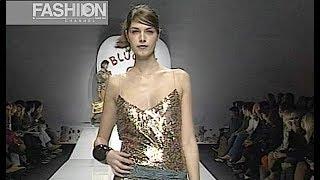 BLUGIRL Spring Summer 2003 Milan - Fashion Channel