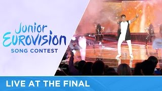 George Michaelides - Dance Floor (Cyprus) LIVE Junior Eurovision 2016