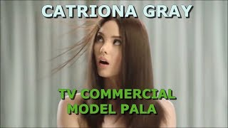 CATRIONA GRAY TV COMMERCIAL NA PALA SYA DATI!!