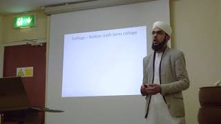 Hussain Anwar - Who I am & my journey to Medicine.