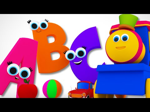 Bob The Train Phonics Song Learn ABC Alphabet Song Children s Video