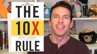 Audiobook Review: The 10X Rule by Grant Cardone