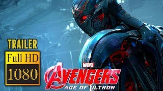 🎥 AVENGERS: AGE OF ULTRON (2015) | Full Movie Trailer in Full HD | 1080p