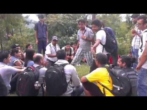 Hiking Lakuri bhangyang 2071 04 31 ( लाँकुरी भञ्ज्याङ हाईकिङ)