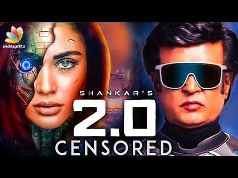 Xxx Mp4 Why U A For 2 0 Official Censor Verdict Rajinikanth Shankar Movie Hot Tamil Cinema News 3gp Sex