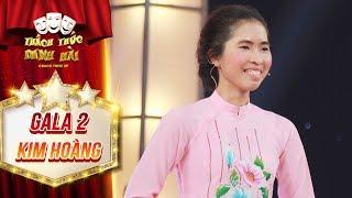 """Thách thức danh hài 4  gala 2: Hết """"bỏ túi"""" 100 triệu, cô sinh viên Nông Lâm lại """"ẵm trọn"""" 150 triệu"""