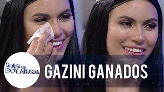 Gazini Ganados removes her makeup | TWBA