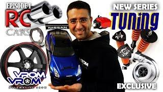 Tuning Series | RC Cars | Unboxing of RC Nissan GTR | سلسلة تعديل السيارات | سيارات الريموت كنترول