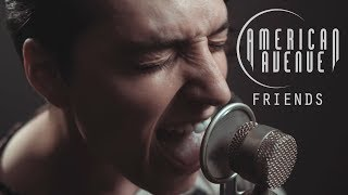 Friends - Justin Bieber + BloodPop (American Avenue Cover)