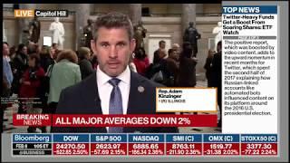 02/08/2018 Rep Kinzinger on Bloomberg